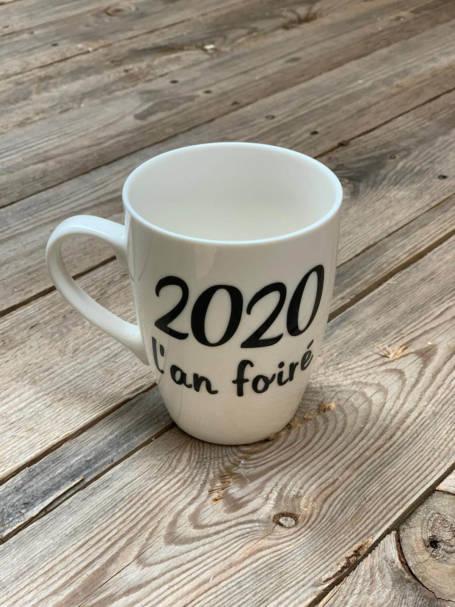 tasse en céramique en cadeau pour coffret cadeau