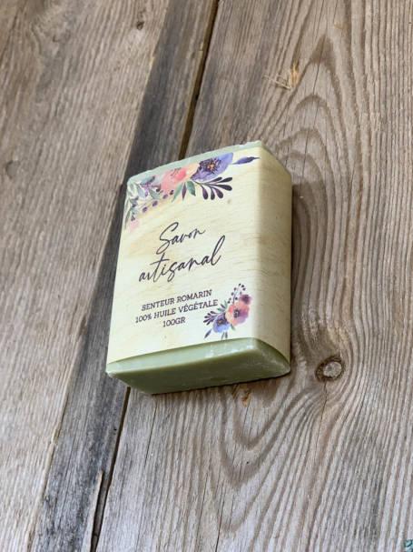 savon artisanal pour box cadeau marraine de mariage ou baptême