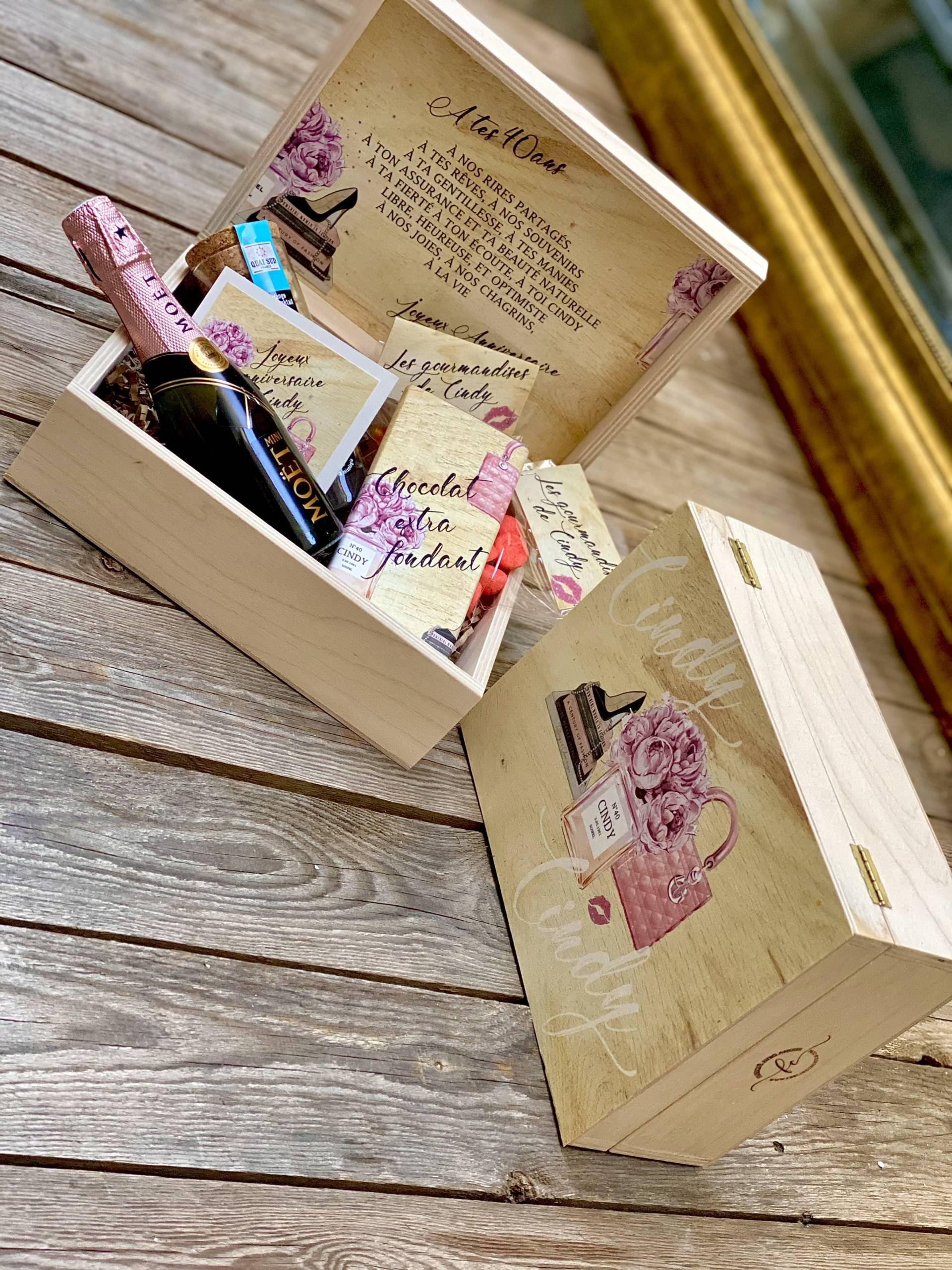 Box spéciale Anniversaire